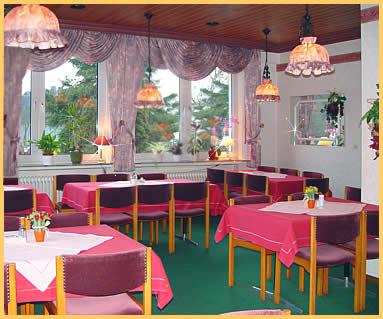 Unser gemütliches Café im Herzen von Liesen