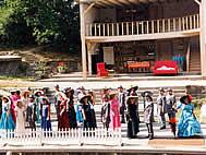 Die Freilichtbühne Hallenberg